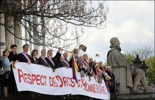 Deputes devant Assemblee Nationale