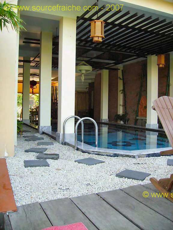 Hoi An<br>Hotel Thien Than<br>Piscine