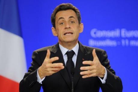 Sarkozy et le nucléaire