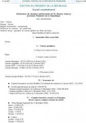 Sarkozy-Situation Patrimoniale-Page 1