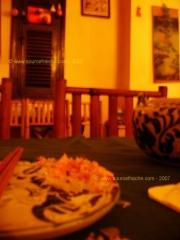SAIGON - Restaurant Huong Xua