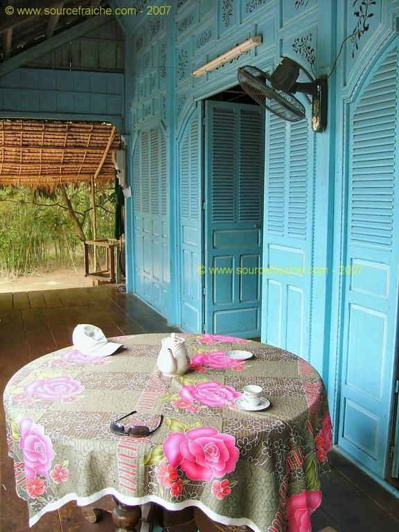 Cu Lào Ong Ho - Maison Tran
