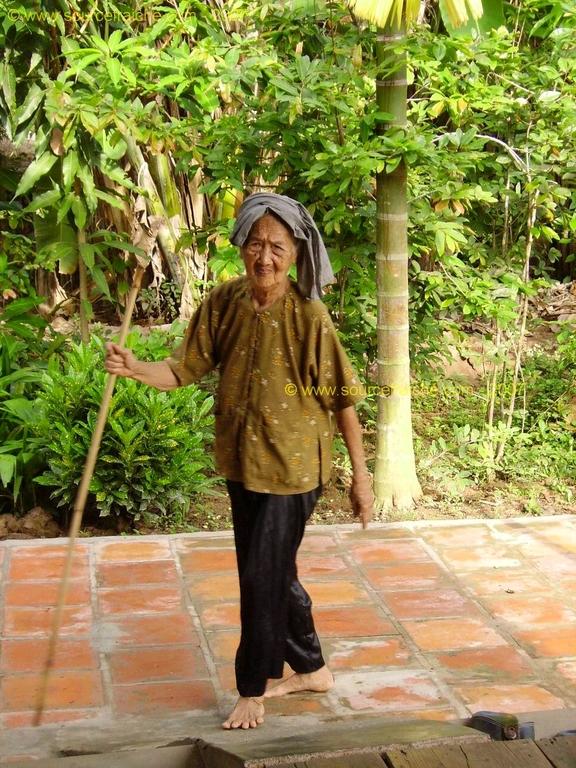Cu Lào Ong Ho - Bà Tran
