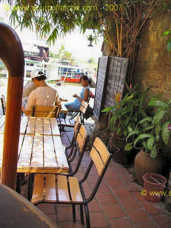 Hoi An - Restaurant Les Amis