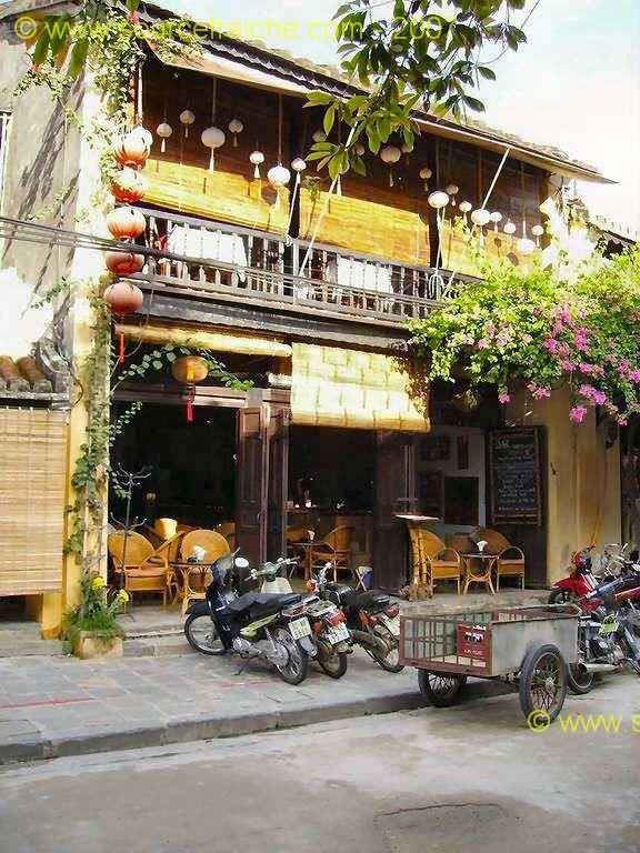 2007 – 9eme Jour – HOI AN – Premiers pas dans la vieille ville