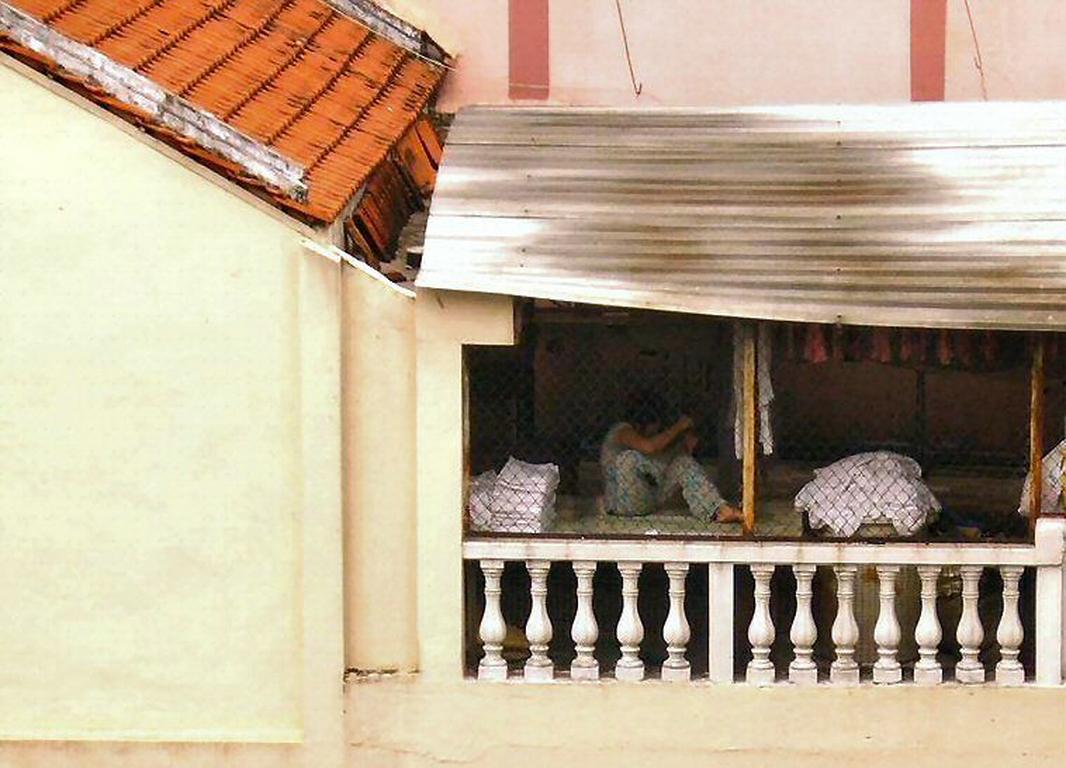 Saigon - La sieste