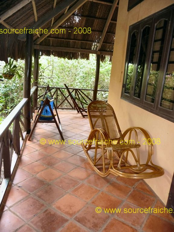 Photos d'une petite maison-paradis sur l'ile de Phu Quoc
